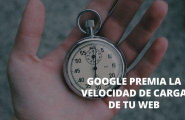 velocidad carga web