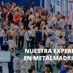 saKudarte visita MetalMadrid 2019: nuestra experiencia en la 12ª edición de la feria industrial.