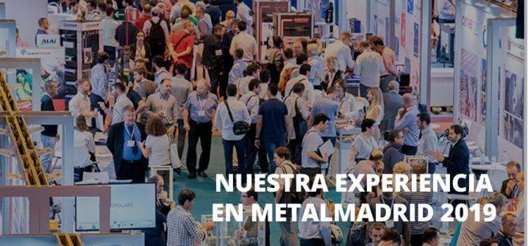 MetalMadrid experiencia sakudarte