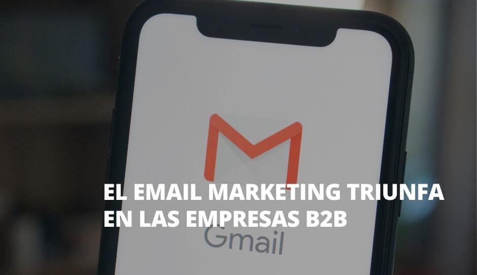 email marketing triunfa b2b