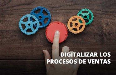 digitalizar procesos ventas